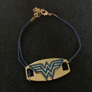 Wonder Woman Logo bracelet